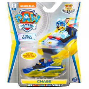 Paw Patrol True Metal 1-pack Charged Up Chase