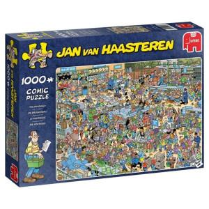 Jan Van Haasteren Pharmacy Pussel 1000 bitar 19199