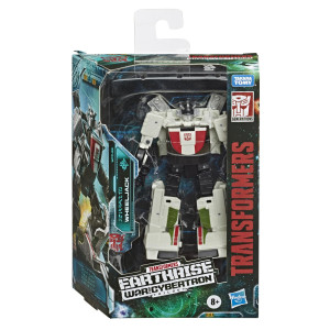 Transformers Deluxe Class Wheeljack WFC-E6