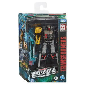 Transformers Deluxe Class Ironworks WFC-E8