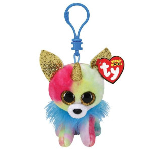 TY Beanie Boos Clip YIPS Chihuahua med horn