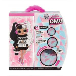 L.O.L. Surprise OMG Winter Disco Dollie & Dollface