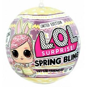 L.O.L. Surprise Spring Bling Doll