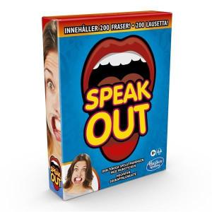 Speak Out Svenska