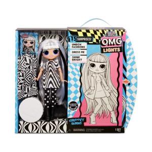 L.O.L. OMG Doll Lights GROOVY BABE