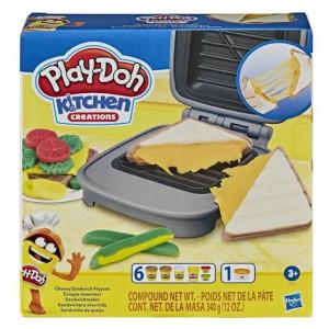 Play-Doh Cheesy Sandwich Lekset