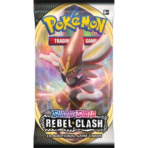 Pokemon Booster Sword & Shield Rebel Clash