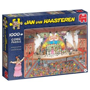 Jan Van Haasteren Eurosong Contest Pussel 1000 bitar 20025