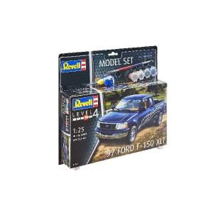 Revell Model-Set 1997 Ford F-150 XLT 1:25