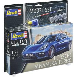 Revell Model-Set Porsche Panamera Turbo 1:24