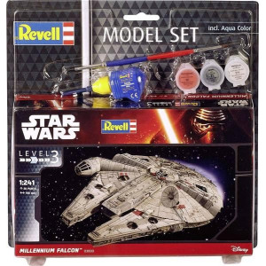 Revell Model-Set Star Wars Millennium Falcon 1:241
