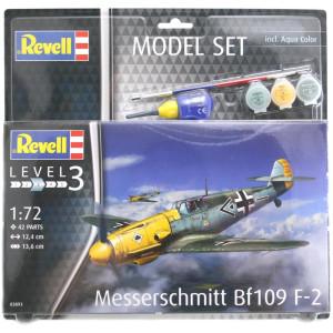 Revell Model-Set Messerschmitt Bf109 F-2 1:72
