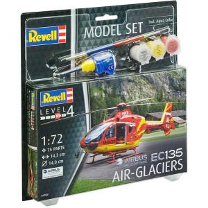 Revell Model-Set EC135 Air-Glaciers 1:72