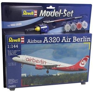 Revell Model-Set Airbus A320 Air Berlin 1:144