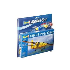 Revell Model-Set DHC-6 Twin Otter 1:72