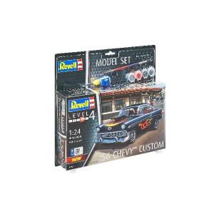 Revell Model-Set '56 Chevy Custom 1:24