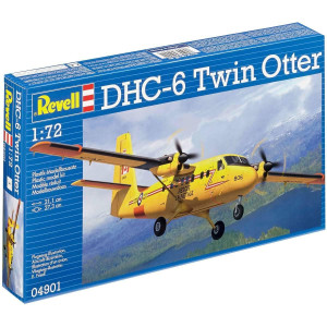 Revell DHC-6 Twin Otter 1:72 Modellbyggsats