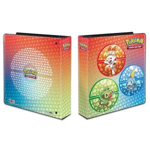 Pokemon Album Galar Collection inkl. plastfickor Ultra Pro 419701