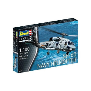 Revell SH-60 Navy Helicopter 1:100 Modellbyggsats