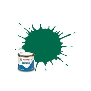 Humbrol Enamel Matt Dark green 30