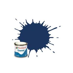 Humbrol Enamel Gloss Midnight blue 15