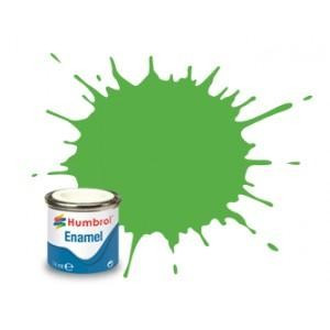 Humbrol Enamel Matt Bright green 37
