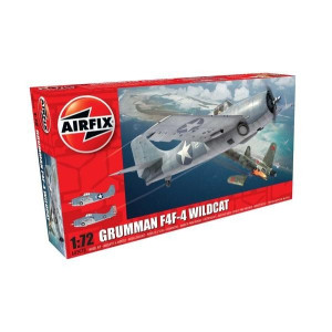 Airfix Grumman Wildcat F4F-4 1:72 Modellbyggsats