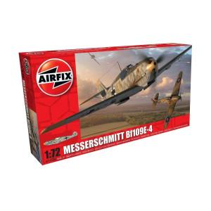 Airfix Messerschmitt Bf109E-4 1:72 Modellbyggsats