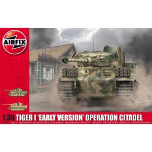 Airfix Tiger1 Early Version Operation Citadel 1:35 Modellbyggsats