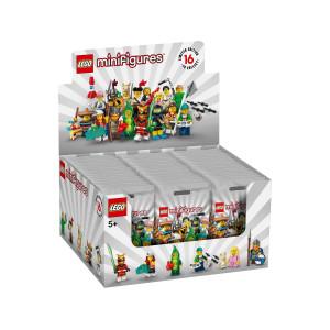 LEGO® Serie 20 Hel Box Minifigurer 71027