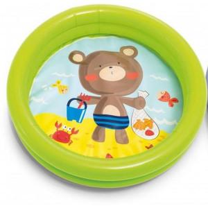 Intex Min första pool Nallebjörn