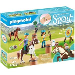 Playmobil® Spirit Äventyr ute i det fria 70331