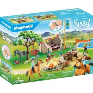 Playmobil® Spirit Sommarläger 70329