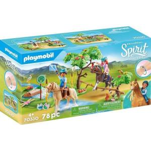 Playmobil® Spirit Utmaningar vid floden 70330
