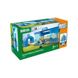 Brio Smart Tech Tågverkstad 33918