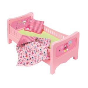 Baby Born Docksäng med sängkläder