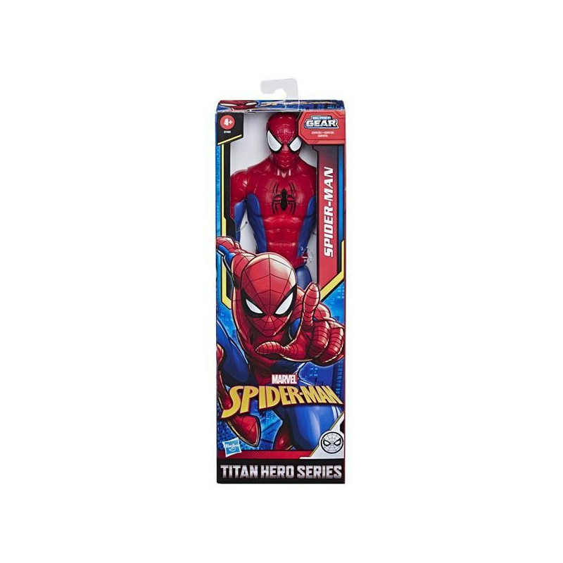 Marvel Titan Hero Spiderman E7333