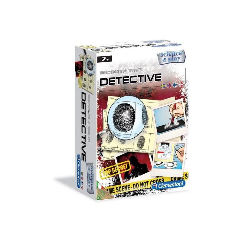 Science & Play Detective