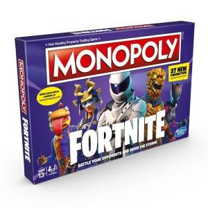 Monopoly Fortnite EN Lila