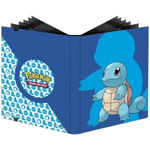 Pokémon PRO-BINDER Squirtle 9-pocket 15393