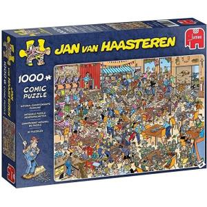 JvH National Championships Puzzling 1000 bitar 19090