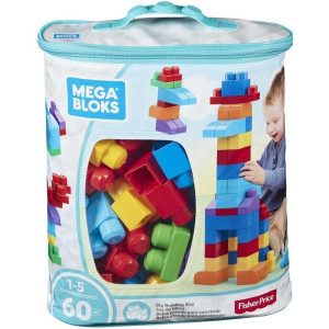 Mega Blocks Big Building Bag Classic