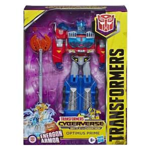 Transformers Cyberverse Ultimate Class Optimus Prime E7112