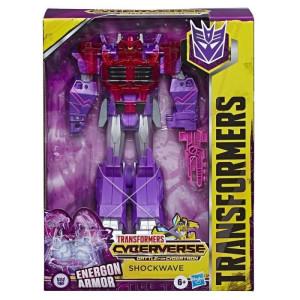 Transformers Cyberverse Ultimate Class Shockwave E7113